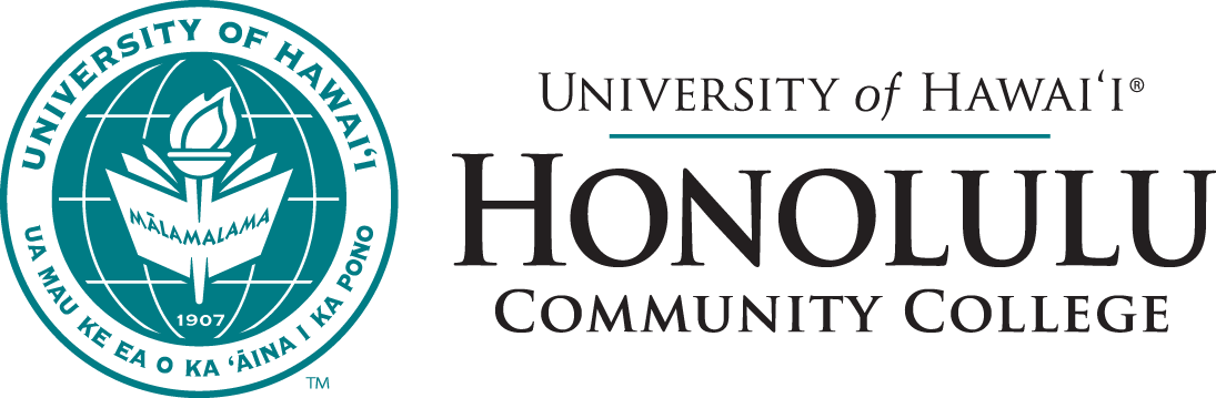 Honolulu Community College Logo